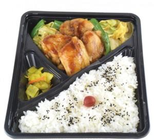 鶏辛味噌炒め弁当 480円(税込み518円)