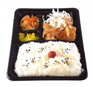 豚ねぎ味噌炒め 480円(税込518.4円)